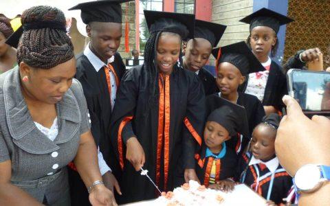kcpe graduation